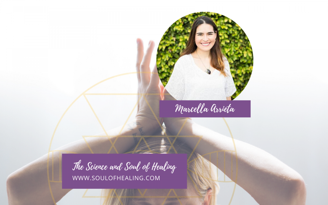 Marcela Arrieta: Pranic Healing in Times of Stress
